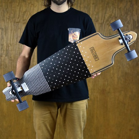 Globe Prowler Cruiser Complete Dot Wave in stock now.