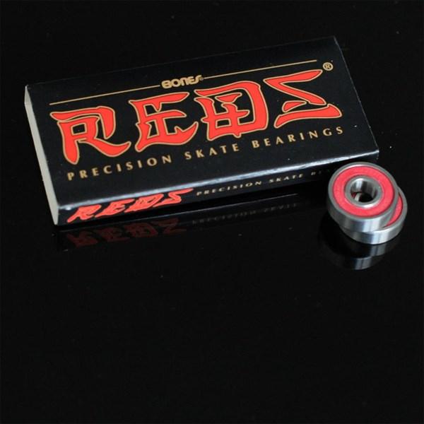 Bones Bearings Reds Bearings N/A