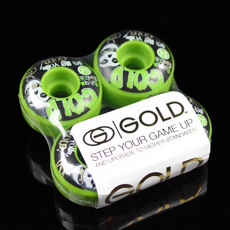 Gold Wheels Club Hamilton Wheels Green in stock now.