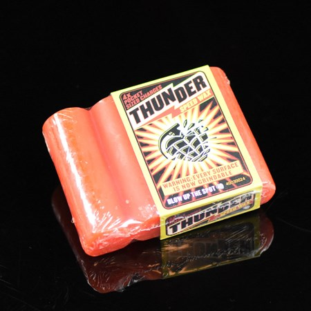 Thunder Trucks Curb Speed Wax  in stock now.