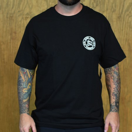 Hard Luck Mfg Bolts Team Go Fast T Shirt Black in stock now.