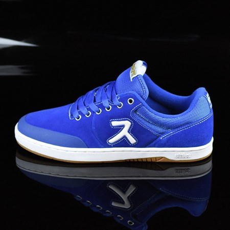 etnies Marana X Hook-Ups Shoes Royal in stock now.