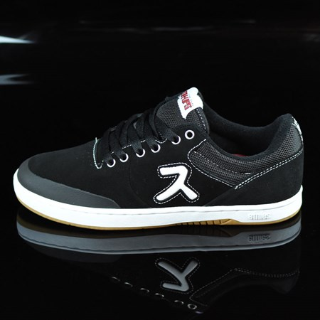 etnies Marana X Hook-Ups Shoes Black
