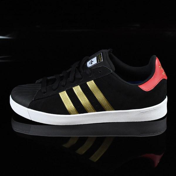27151a7735b adidas Superstar Vulc ADV Shoes Black