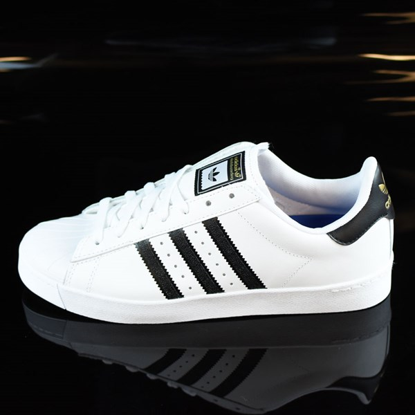 Adidas Skateboarding Superstar Vulc ADV Footwear white