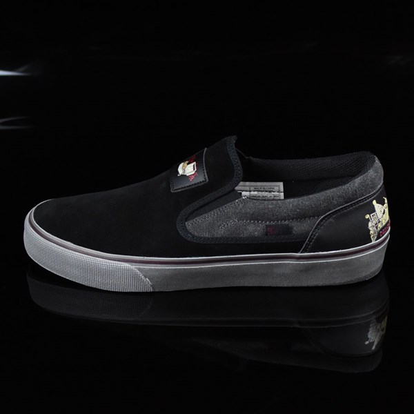 DC Shoes Trace Slip-On Cliver Shoes Black