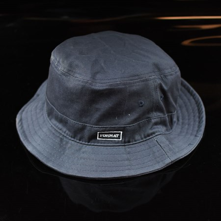 Format  Buck It Bucket Hat Navy