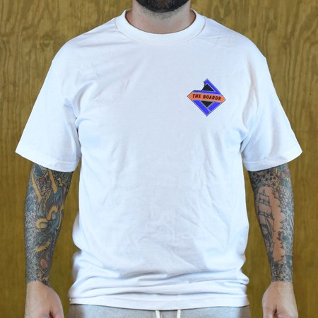 The Boardr Florida Sgators T Shirt White