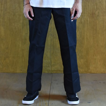 Size 30 X 30 in Dickies 67 Collection Regular Straight Work Pants, Color: Black