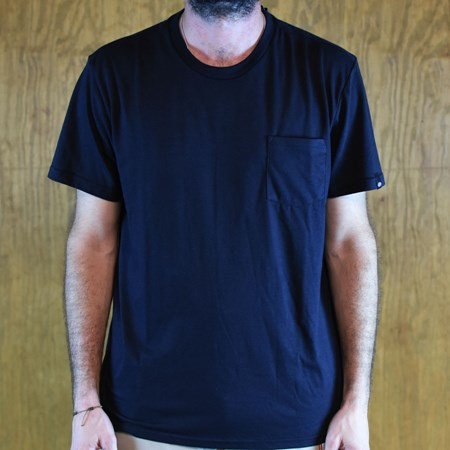 Dickies 67 Collection Standard Pocket T Shirt Black in stock now.