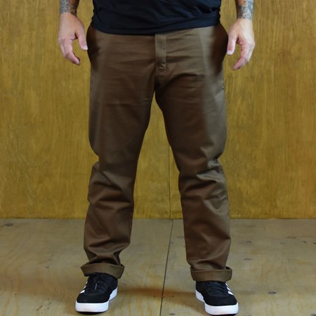 Dickies 67 Collection Dropped Taper Fit Pants Timber Brown
