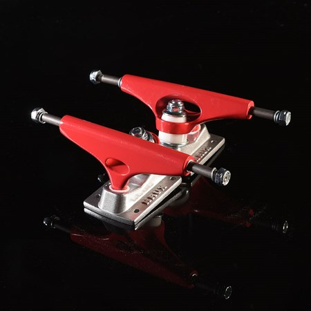 Krux K4 Standard Trucks Red in stock now.