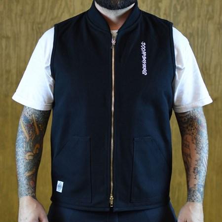 Doom Sayers DSC X Knowledge Vest Black