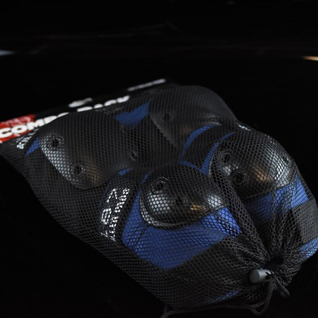 187 Killer Pads Knee/ Elbow Combo Pack Black, Blue in stock now.