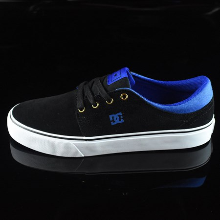DC Shoes Trase S Shoes Black, Blue