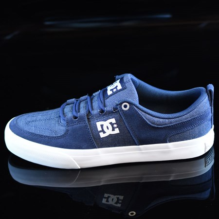DC Shoes Lynx Vulc TX Shoes Navy in stock now.