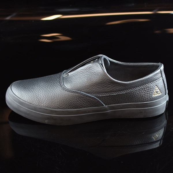 Huf Dylan Slip On Leather Shoes