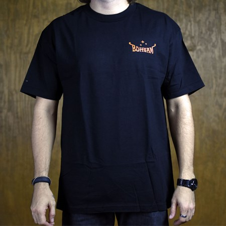 Bohnam Sovereign T Shirt Black