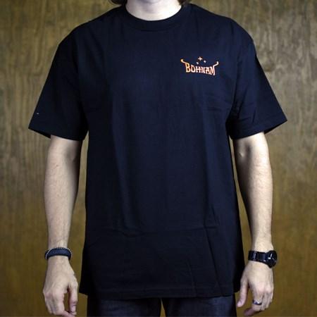 Bohnam Sovereign T Shirt Black