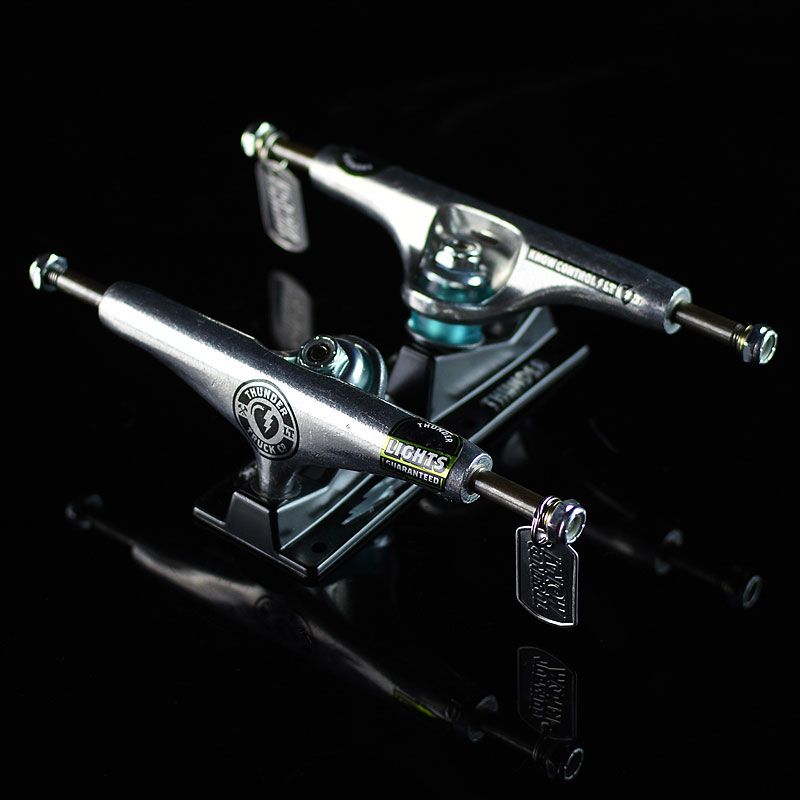 Silver, Black Trucks Hollow Lights Trucks in Stock Now