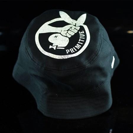 Primitive Game Killer Bucket Hat Black