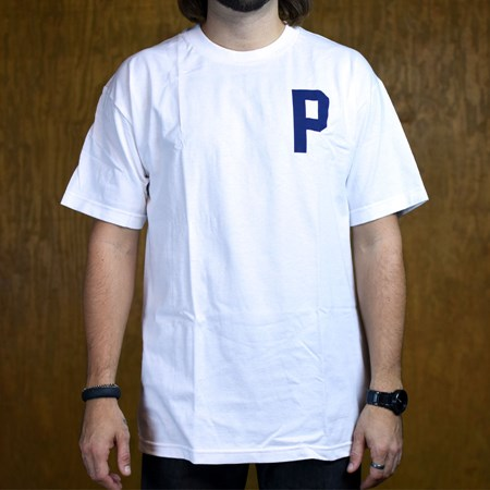 Primitive Registered T Shirt White in stock now.
