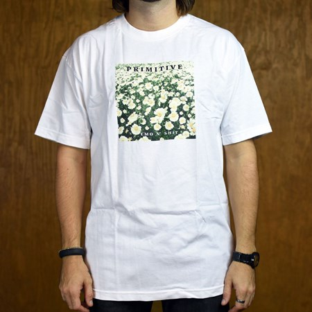 Primitive Indie T Shirt White