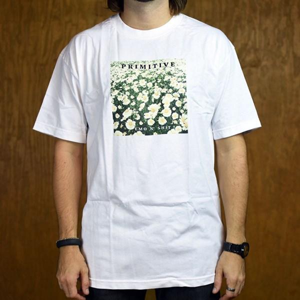 Primitive Indie T Shirt White