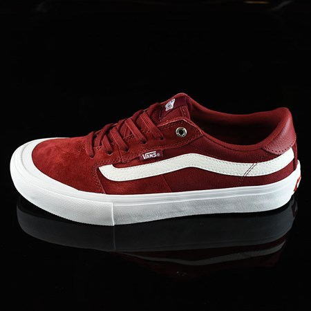Vans Style 112 Pro Shoes Red Dahlia 11