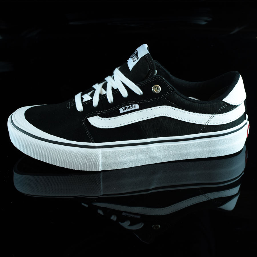 Black, White Shoes Style 112 Pro Shoes in Stock Now