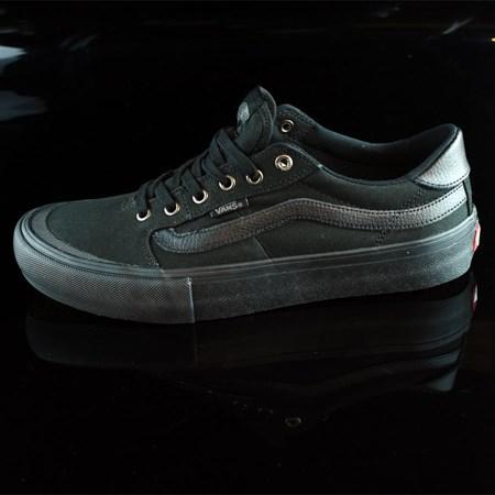 Vans Style 112 Pro Shoes Blackout