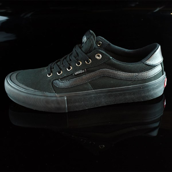 vans style 112 all black