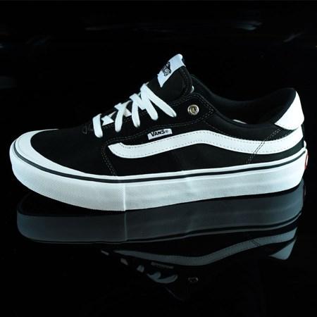 Vans Style 112 Pro Shoes Black, White