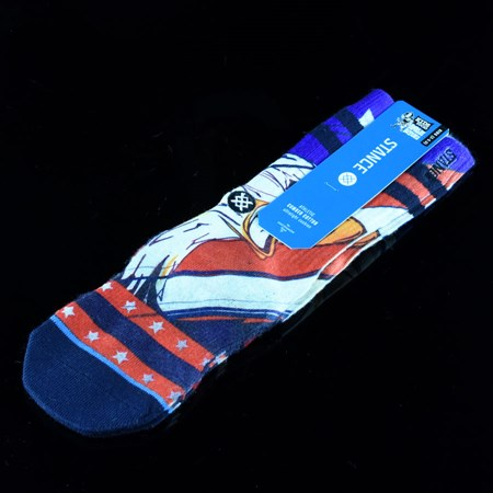 Stance Nest Socks Red