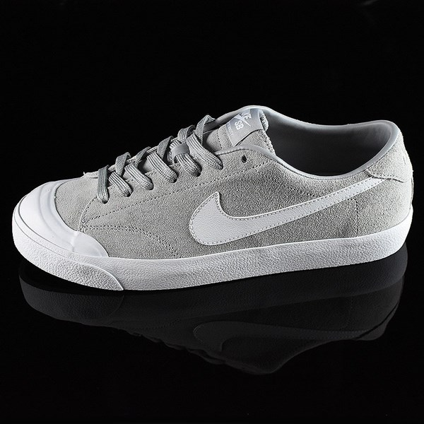 Nike SB Zoom All Court CK Shoes Grey