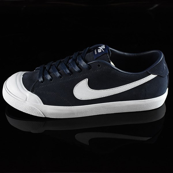 Nike SB Zoom All Court CK Shoes Obsidian
