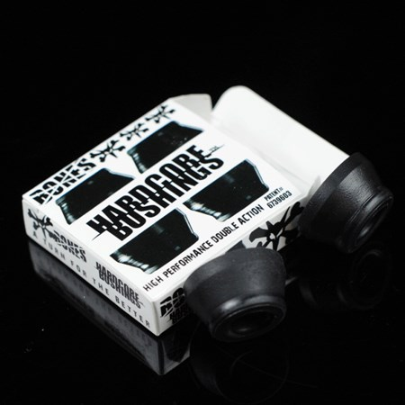 Bones Wheels Hardcore Bushings Black, Black in stock now.
