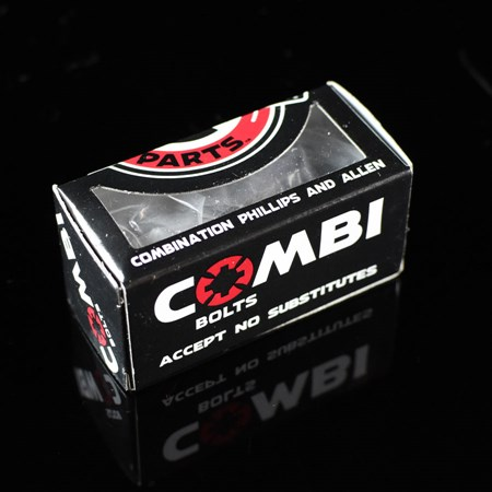 Independent Genuine Parts Combi Bolts Hardware Black