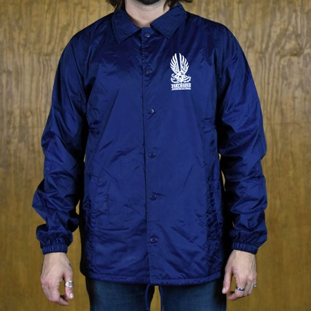 Hard Luck Mfg Hard Bond Coat Navy