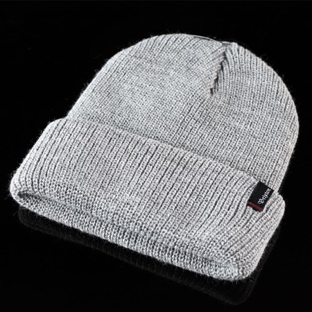Brixton Heist Beanie Heather Grey