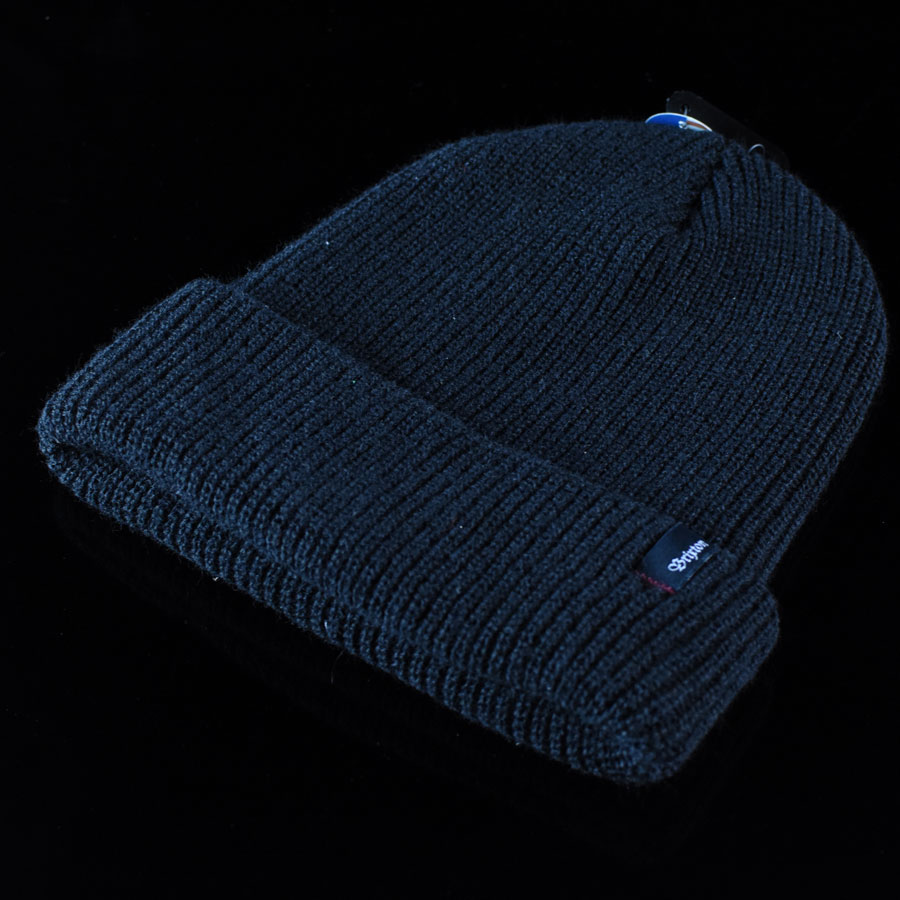 Black Hats and Beanies Heist Beanie in Stock Now