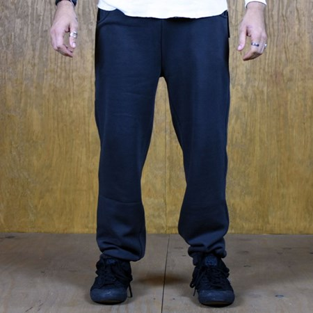 Brixton Folsom Sweatpant Pants Washed Black