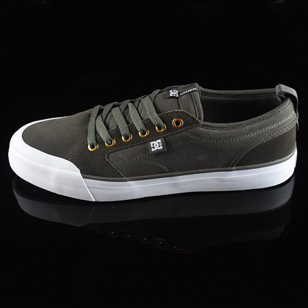 Size 10.5 in DC Shoes Evan Smith S Shoe, Color: Dark Beige