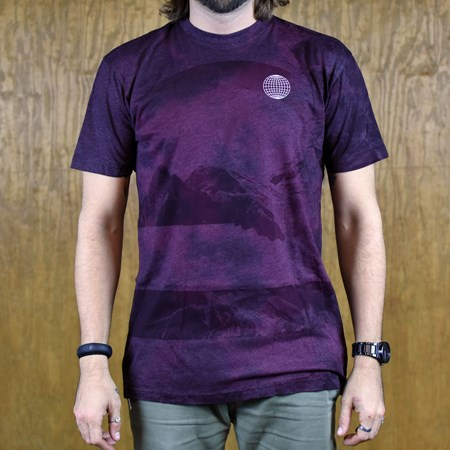 DC Shoes Reverser T Tie Dye