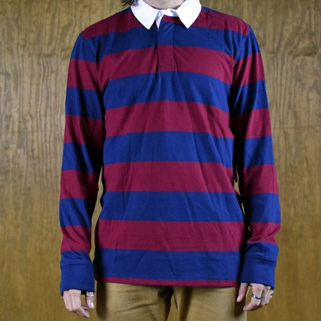 Vans Blocked Out Longsleeve Dress Blues in stock now.