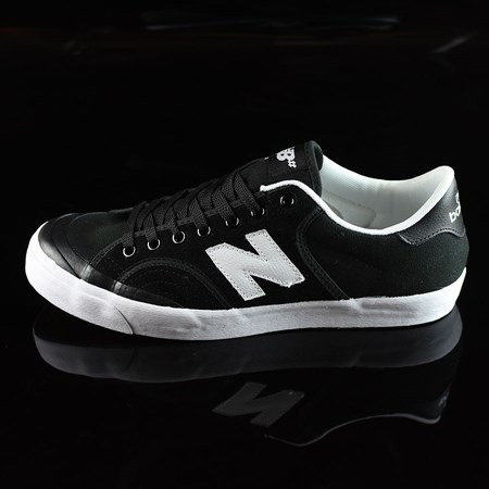 Size 9 in NB# Pro Court 212 Shoes, Color: Black, White