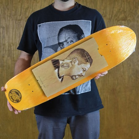 Santa Cruz Dressen Lunchbag Pro Deck  in stock now.