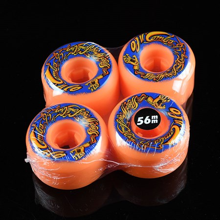 OJ III Wheels OJ II Elite Combos Wheels Orange