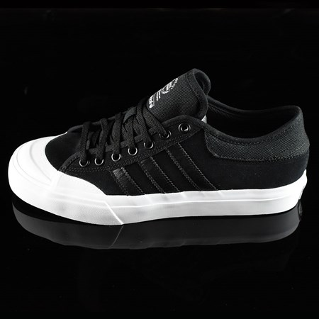 adidas Matchcourt Low Shoes Black, Black, White
