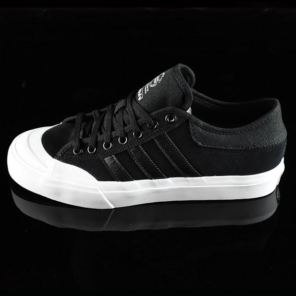 adidas Matchcourt Low Shoes Black, Black, White